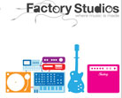 Factory Studios website design